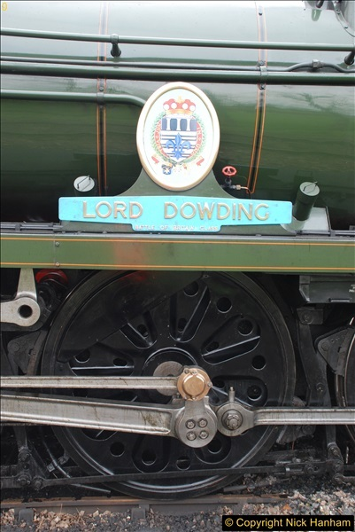 2017-03-29 Strictly Bulleid.  (91)091