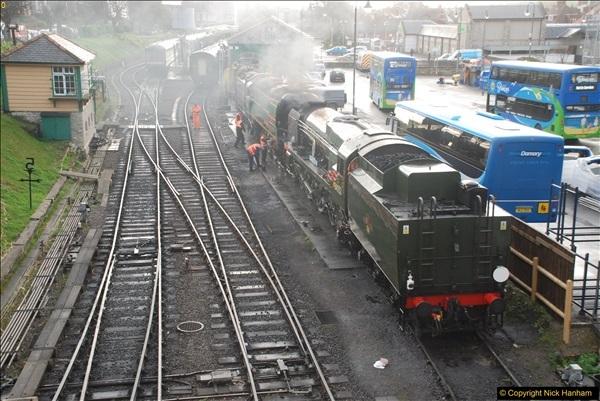 2017-03-31 The Swanage Railway Strictly Bulleid Gala.  (4)004