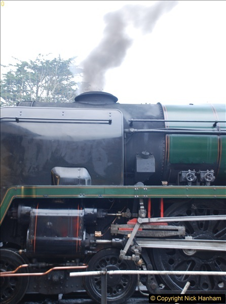 2017-03-31 The Swanage Railway Strictly Bulleid Gala.  (12)012