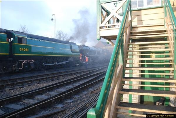 2017-03-31 The Swanage Railway Strictly Bulleid Gala.  (24)024