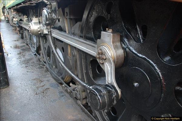 2017-03-31 The Swanage Railway Strictly Bulleid Gala.  (31)031