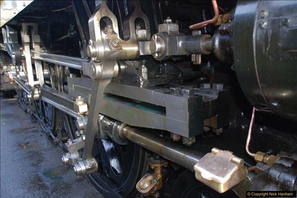 2017-03-31 The Swanage Railway Strictly Bulleid Gala.  (35)035