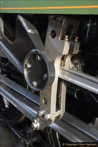 2017-03-31 The Swanage Railway Strictly Bulleid Gala.  (43)043