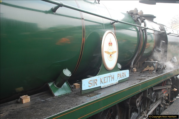 2017-03-31 The Swanage Railway Strictly Bulleid Gala.  (55)055