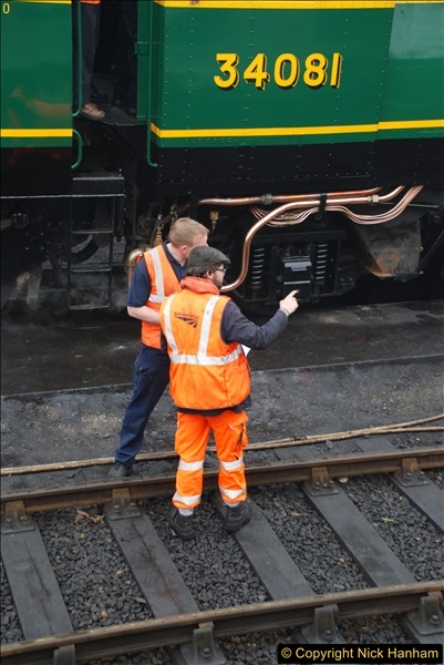 2017-03-31 The Swanage Railway Strictly Bulleid Gala.  (84)084