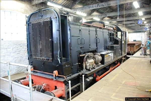 2017-03-31 The Swanage Railway Strictly Bulleid Gala.  (87)087