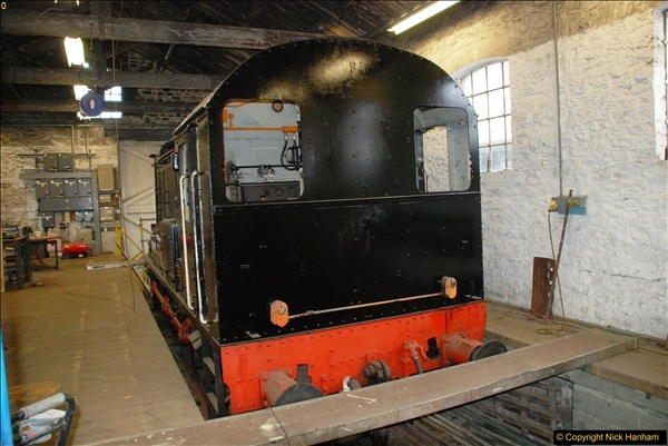 2017-03-31 The Swanage Railway Strictly Bulleid Gala.  (90)090