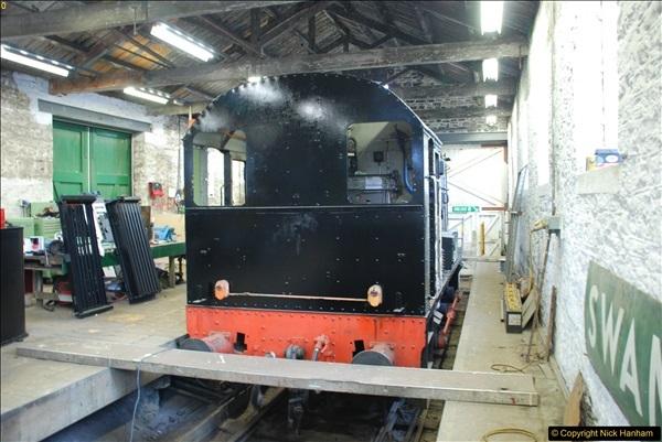 2017-03-31 The Swanage Railway Strictly Bulleid Gala.  (91)091
