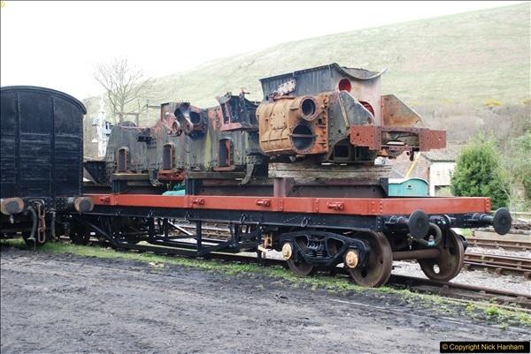 2017-03-31 The Swanage Railway Strictly Bulleid Gala.  (115)115