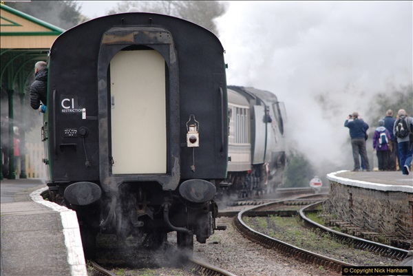 2017-03-31 The Swanage Railway Strictly Bulleid Gala.  (129)129