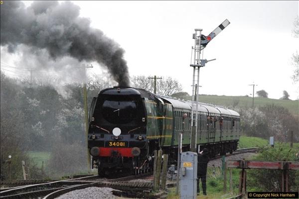 2017-03-31 The Swanage Railway Strictly Bulleid Gala.  (134)134