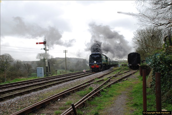 2017-03-31 The Swanage Railway Strictly Bulleid Gala.  (135)135