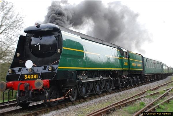 2017-03-31 The Swanage Railway Strictly Bulleid Gala.  (138)138