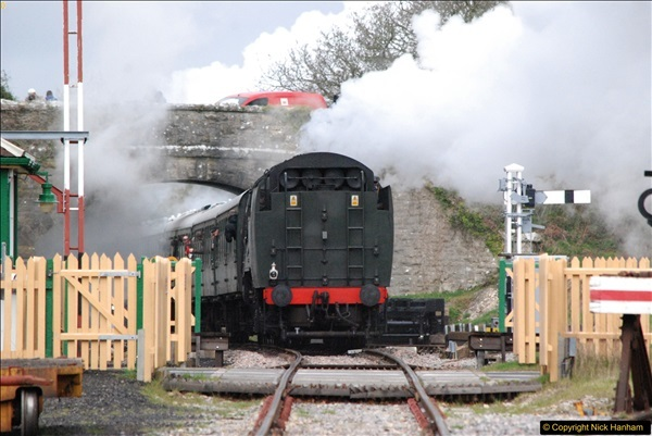 2017-03-31 The Swanage Railway Strictly Bulleid Gala.  (155)155