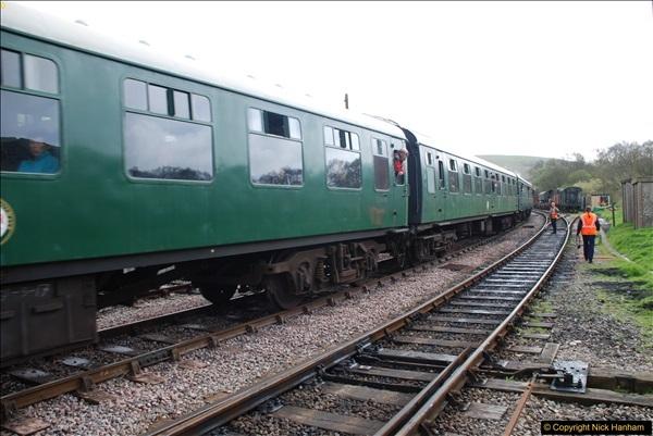 2017-03-31 The Swanage Railway Strictly Bulleid Gala.  (160)160
