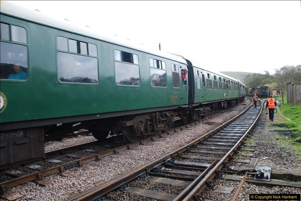 2017-03-31 The Swanage Railway Strictly Bulleid Gala.  (160)160