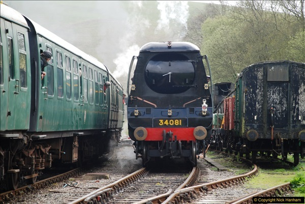 2017-03-31 The Swanage Railway Strictly Bulleid Gala.  (165)165
