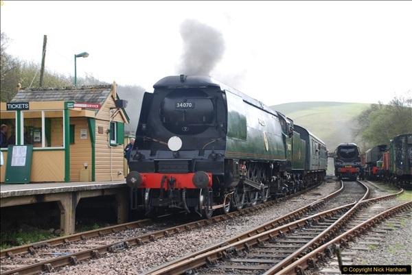 2017-03-31 The Swanage Railway Strictly Bulleid Gala.  (171)171