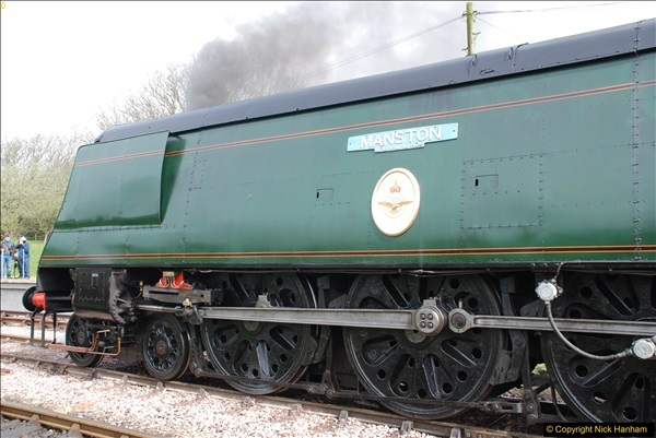 2017-03-31 The Swanage Railway Strictly Bulleid Gala.  (177)177