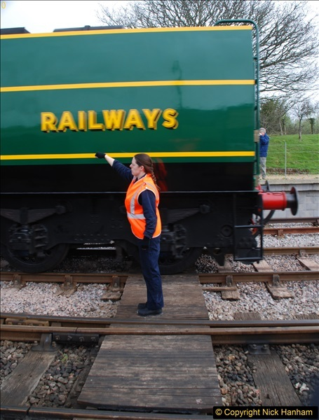 2017-03-31 The Swanage Railway Strictly Bulleid Gala.  (184)184