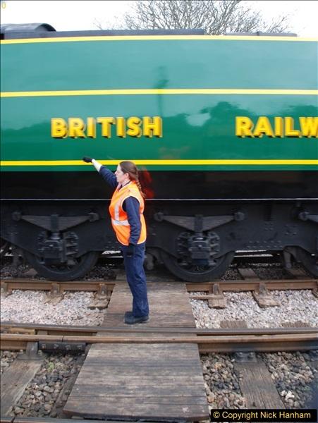2017-03-31 The Swanage Railway Strictly Bulleid Gala.  (185)185