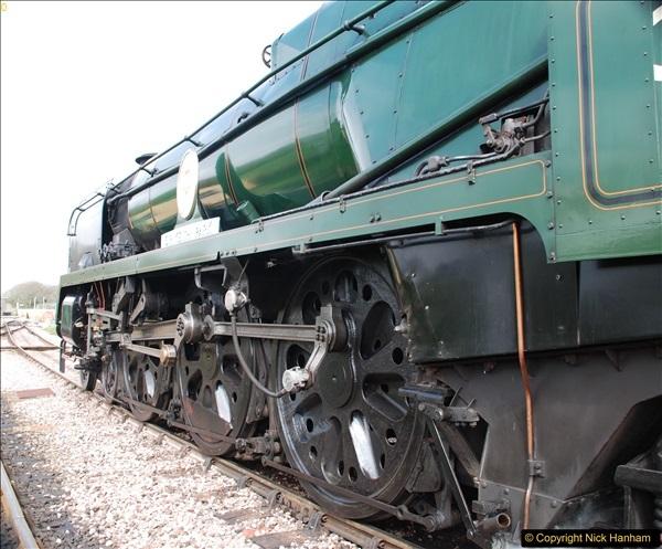 2017-03-31 The Swanage Railway Strictly Bulleid Gala.  (190)190