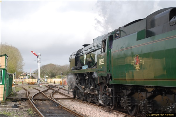 2017-03-31 The Swanage Railway Strictly Bulleid Gala.  (191)191