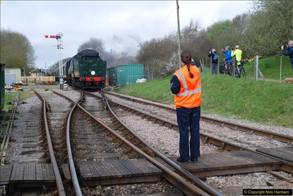 2017-03-31 The Swanage Railway Strictly Bulleid Gala.  (196)196