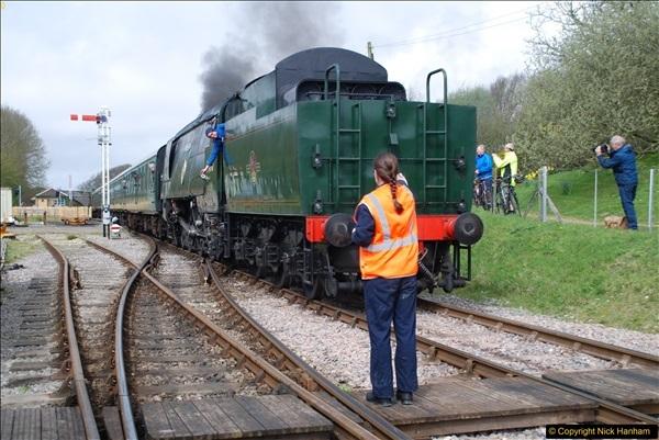 2017-03-31 The Swanage Railway Strictly Bulleid Gala.  (197)197