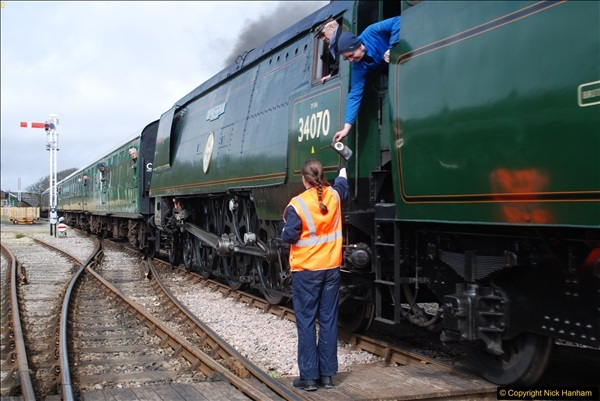 2017-03-31 The Swanage Railway Strictly Bulleid Gala.  (198)198