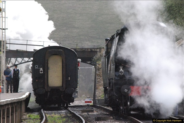 2017-03-31 The Swanage Railway Strictly Bulleid Gala.  (202)202