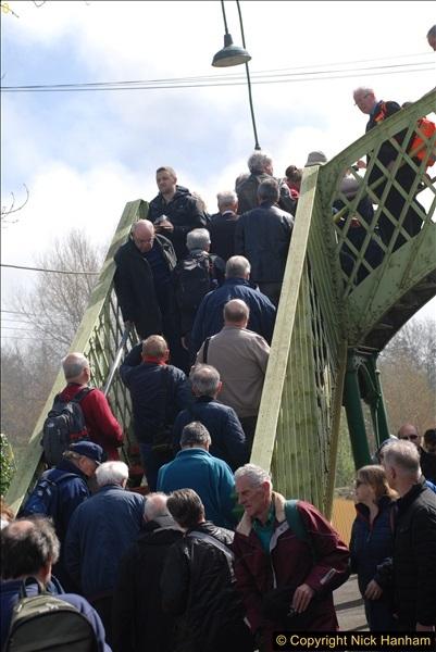 2017-03-31 The Swanage Railway Strictly Bulleid Gala.  (210)210