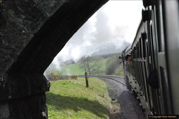 2017-03-31 The Swanage Railway Strictly Bulleid Gala.  (220)220