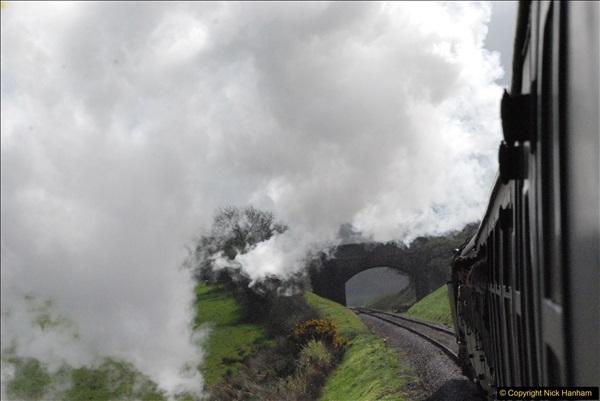 2017-03-31 The Swanage Railway Strictly Bulleid Gala.  (222)222