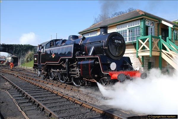 2017-03-31 The Swanage Railway Strictly Bulleid Gala.  (226)226
