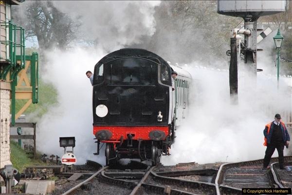 2017-03-31 The Swanage Railway Strictly Bulleid Gala.  (227)227