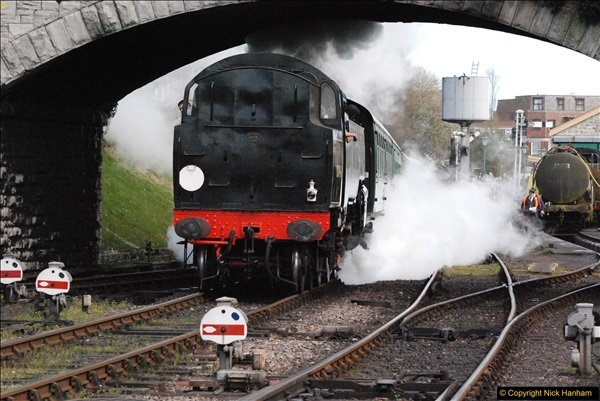 2017-03-31 The Swanage Railway Strictly Bulleid Gala.  (229)229