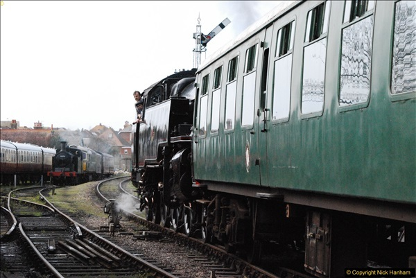 2017-03-31 The Swanage Railway Strictly Bulleid Gala.  (231)231