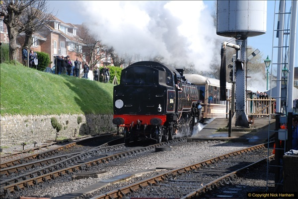 2017-03-31 The Swanage Railway Strictly Bulleid Gala.  (236)236