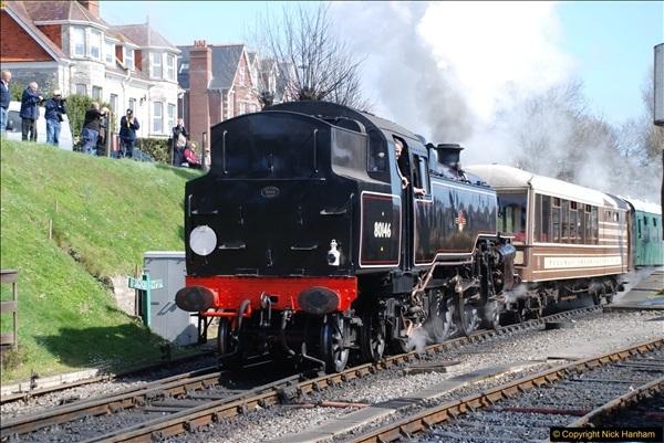 2017-03-31 The Swanage Railway Strictly Bulleid Gala.  (238)238