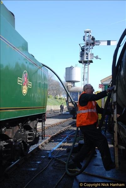 2017-03-31 The Swanage Railway Strictly Bulleid Gala.  (246)246