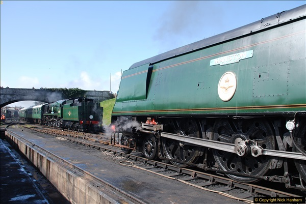 2017-03-31 The Swanage Railway Strictly Bulleid Gala.  (252)252