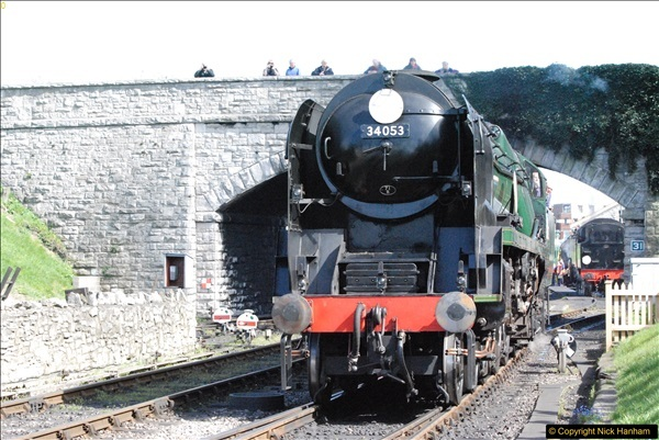 2017-03-31 The Swanage Railway Strictly Bulleid Gala.  (269)269