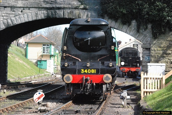 2017-03-31 The Swanage Railway Strictly Bulleid Gala.  (287)287