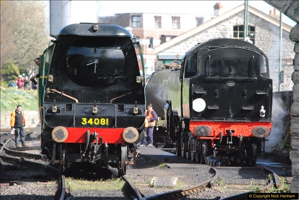 2017-03-31 The Swanage Railway Strictly Bulleid Gala.  (288)288