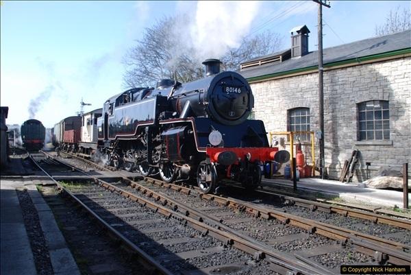 2017-03-31 The Swanage Railway Strictly Bulleid Gala.  (292)292