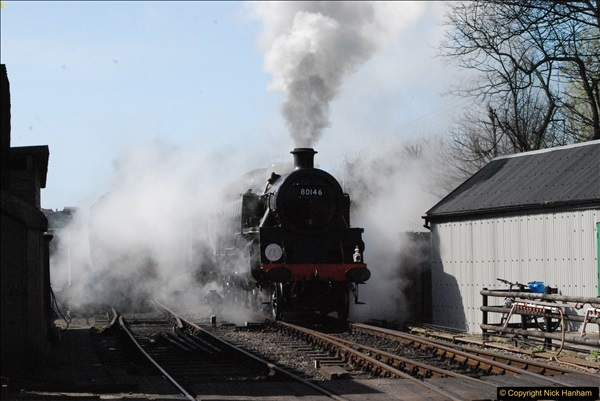 2017-03-31 The Swanage Railway Strictly Bulleid Gala.  (294)294
