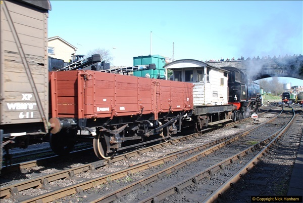 2017-03-31 The Swanage Railway Strictly Bulleid Gala.  (295)295