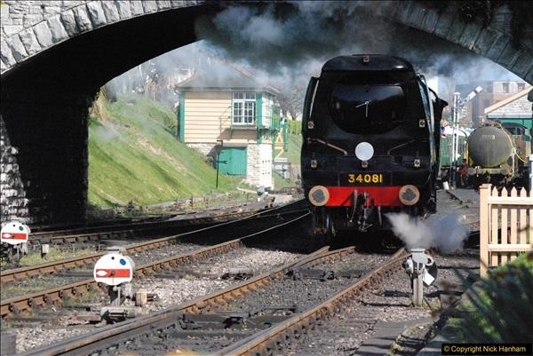 2017-03-31 The Swanage Railway Strictly Bulleid Gala.  (314)314
