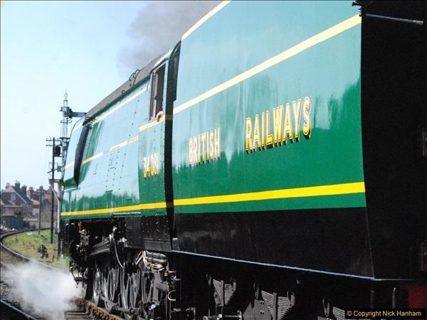 2017-03-31 The Swanage Railway Strictly Bulleid Gala.  (318)318